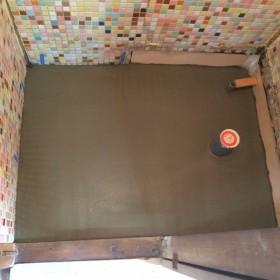 トイレ床土間コン 1