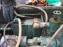浄化槽渇水工事
