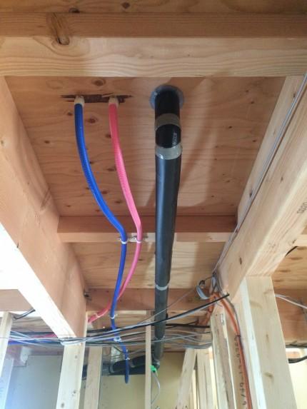 排水遮音 2階床下1